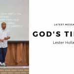 God's Timing | Lester Holland